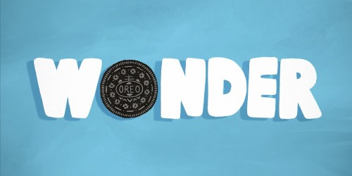 OREO Wonder Advertising created by FCB Toronto to connect OREO's with hockey