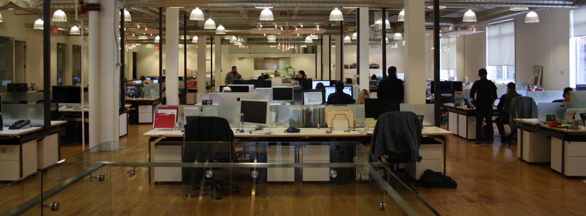 FCB Toronto Advertising Agency's Open Space Office